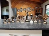 Speed Week 2016 trophies